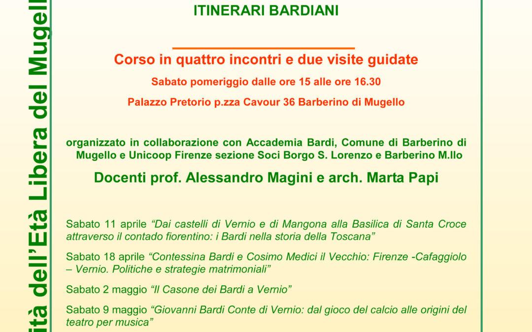 Alla scoperta del Casato de' Bardi e del loro legame con la Famiglia dei Medici