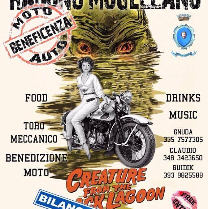 Sabato 20 Giugno a Bilancino il raduno mugellano di auto e moto