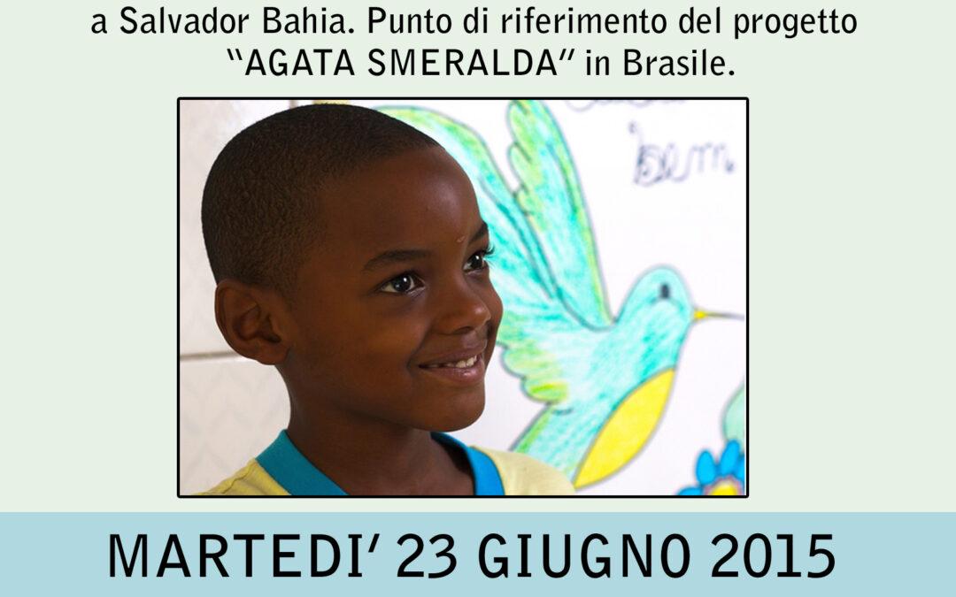 Una serata per Don Luca Niccheri ed il progetto Agata Smeralda