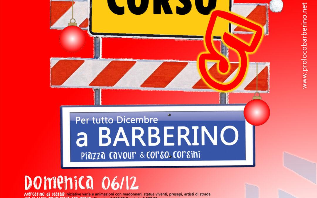 """La magia del Natale a Barberino con """"Natale in Corso"""""""