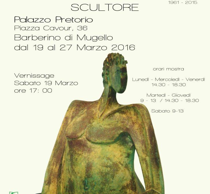L'omaggio di Barberino all'arte di Alberto Ballerini
