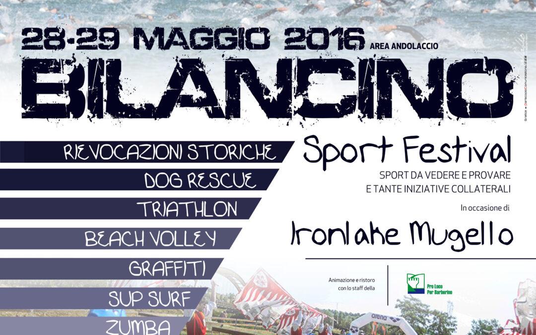 2 giorni di grande sport a Bilancino