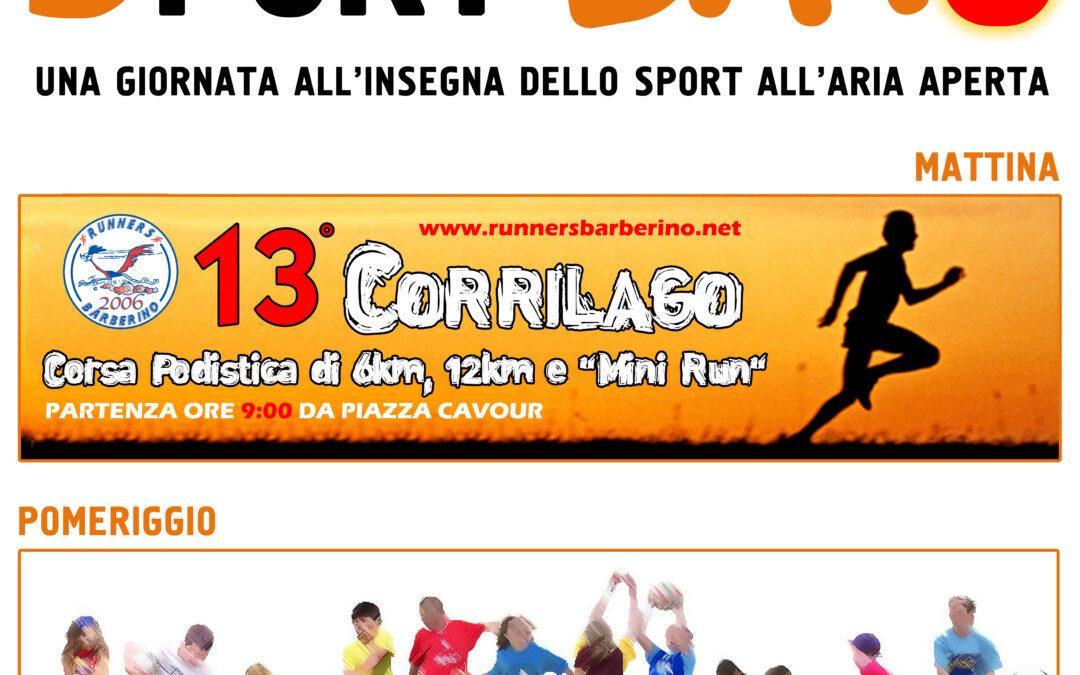 """Barberino salta, corre, gioca con """"Sport Day 5"""""""