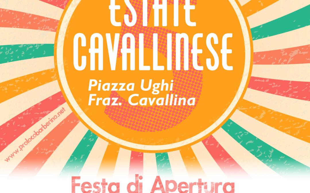 Estate Cavallinese 5° edizione!