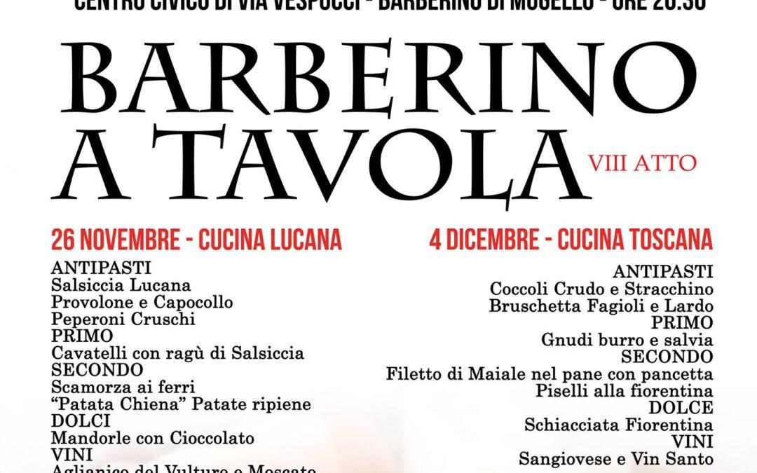 Barberino a Tavola