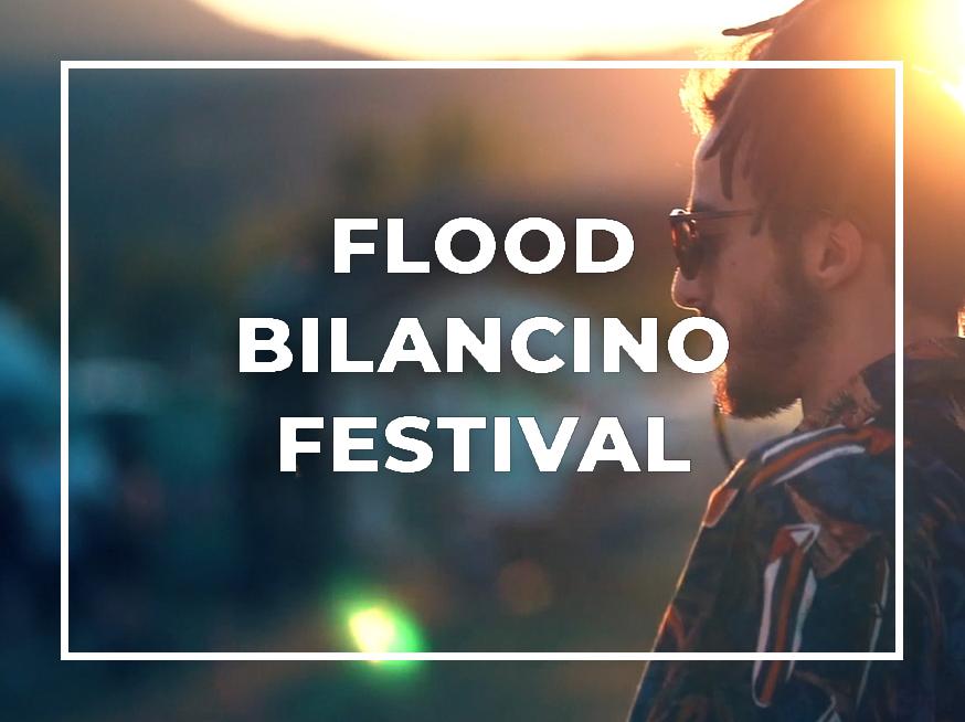 FLOOD – bilancino festival