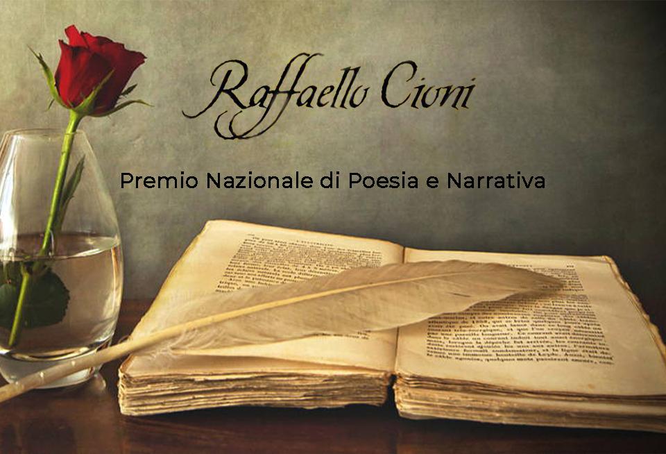 """Ultimi giorni per iscriversi al Premio """"Raffaello Cioni"""""""