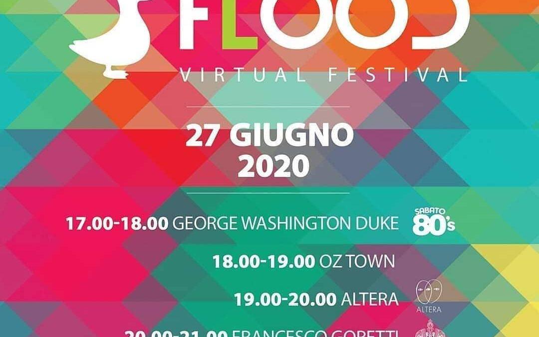 Flood da appuntamento al 2021 e offre una piccola versione virtuale del Festival