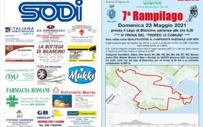 DOMENICA 23 MAGGIO TORNA LA RAMPILAGO